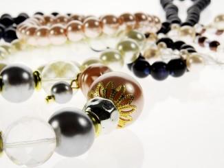 Chain Necklace Jewellery Bangle Pearl Beautiful